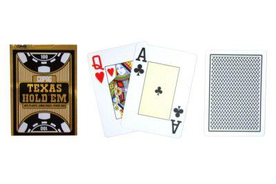 Póker kártyák Copag Gold Black