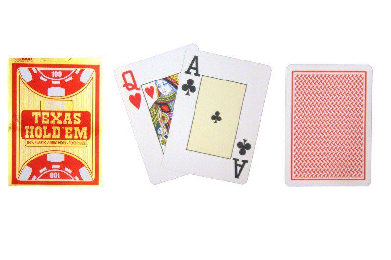 Póker kártyák Copag Gold Red