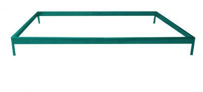 G21 3.10 m x 1.90 m méretű alap üvegházhoz, zöld