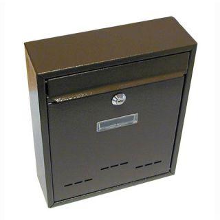 G21 postaláda RADIM kicsi 310x260x90mm barna