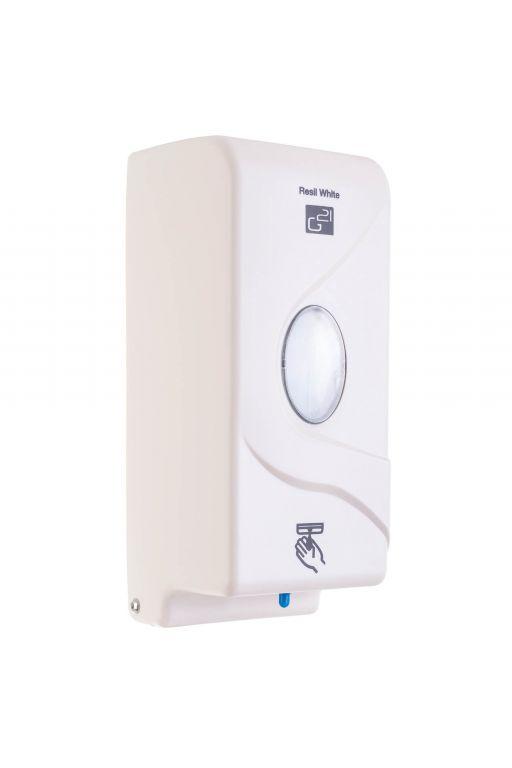 G21 Resil White automatikus szappanadagoló 800 ml