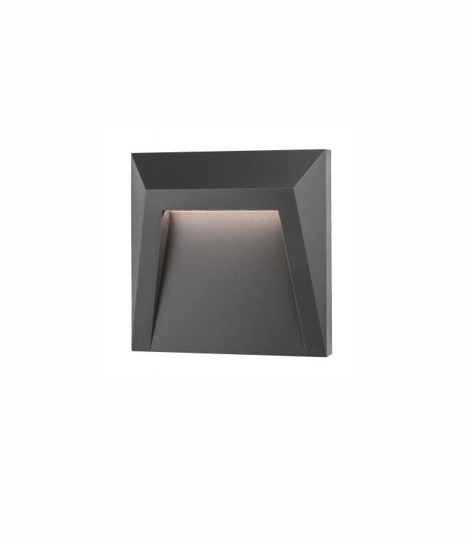 Lépcsőfény Nova Luce LUTON 125 mm
