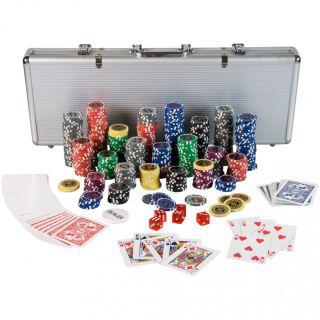 Póker zseton készlet ULTIMATE - 500 db