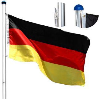 Zászlórúd 6,5 m - GER