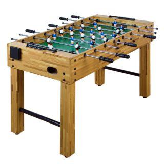Asztali foci - 121 x 101 x 79 cm - bézs