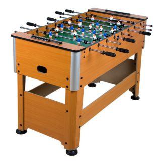 Asztali foci MANCHESTER - tölgyfa