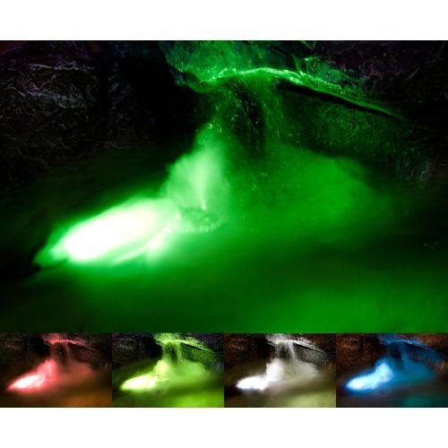 Kerti csobogó szökőkút TUIN - megvilágítással