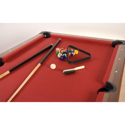 Biliárd asztal - pool biliárd, 5 ft + felszerelés