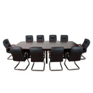 Konferencia bútor készlet TUIN - fekete
