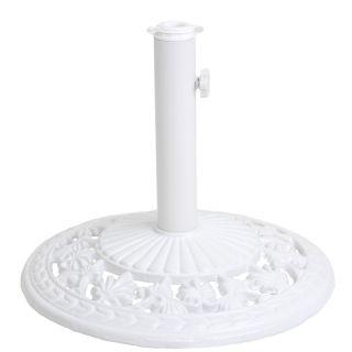 Napernyőtalp TUIN 16 kg - fehér