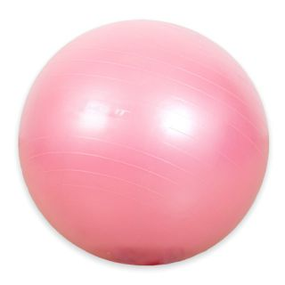 Gimnasztikai labda MOVIT - 65 cm, rózsaszín