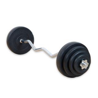 Kétkezes súlyzó, 23.5 kg