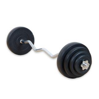 Kétkezes súlyzó szett MOVIT® EZ - 24 kg