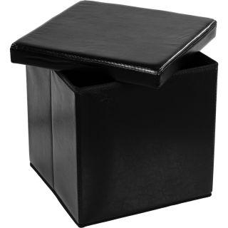 Zsámoly tároló résszel - fekete
