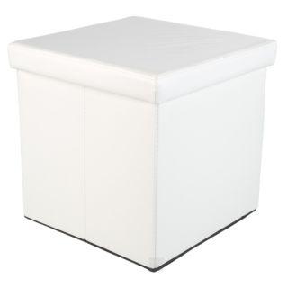 Zsámoly tároló résszel - fehér