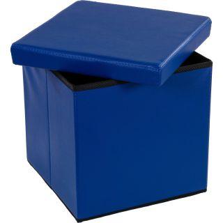 Zsámoly tároló résszel - kék