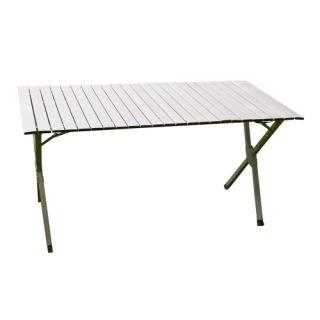 Összecsukható kemping asztal - 141 x 70 x 70 cm
