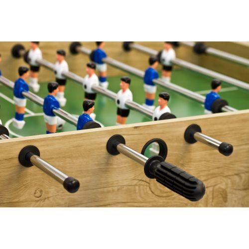 Asztali foci BELFAST - világos fa dekor
