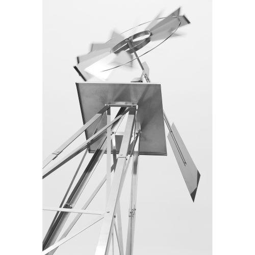 Szélmalom TUIN ezüstszürke - 245 cm