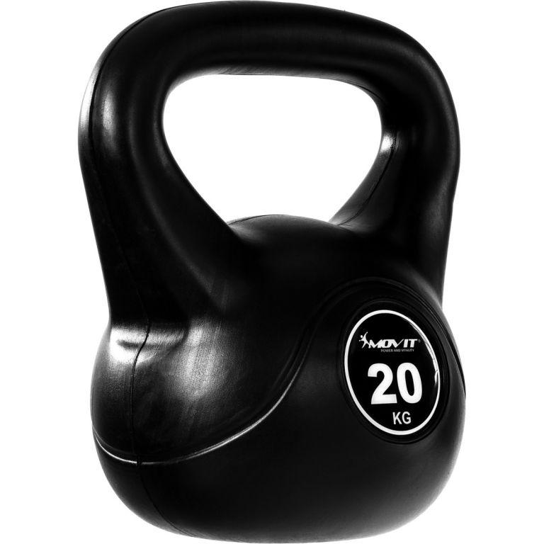Kettlebell súlyzó 20 kg - MOVIT