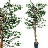 Műnövény fa TUIN 160 cm - fikusz