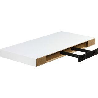 Fali polc STILISTA® Volato 110 cm - fehér