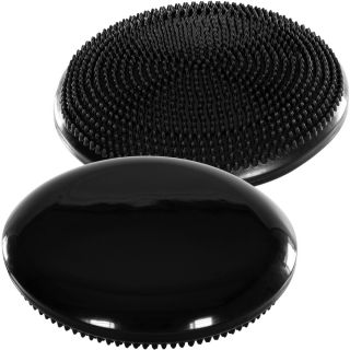 Masszírozó dinamikus légpárna MOVIT® 33 cm - fekete