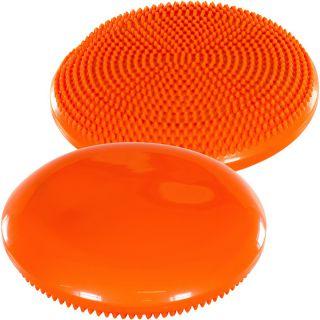 Masszírozó dinamikus légpárna MOVIT - 33 cm, narancssárga