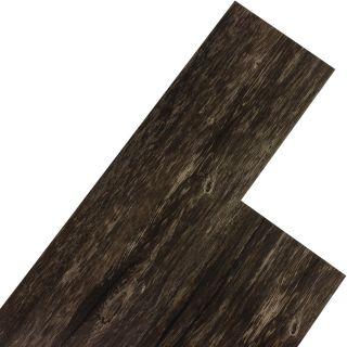 Úszó vinyl padló  STILISTA 5,07m², rusztikus sötét tölgy