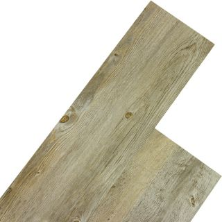 Úszó vinyl padló STILISTA 5,07m², fenyőfa