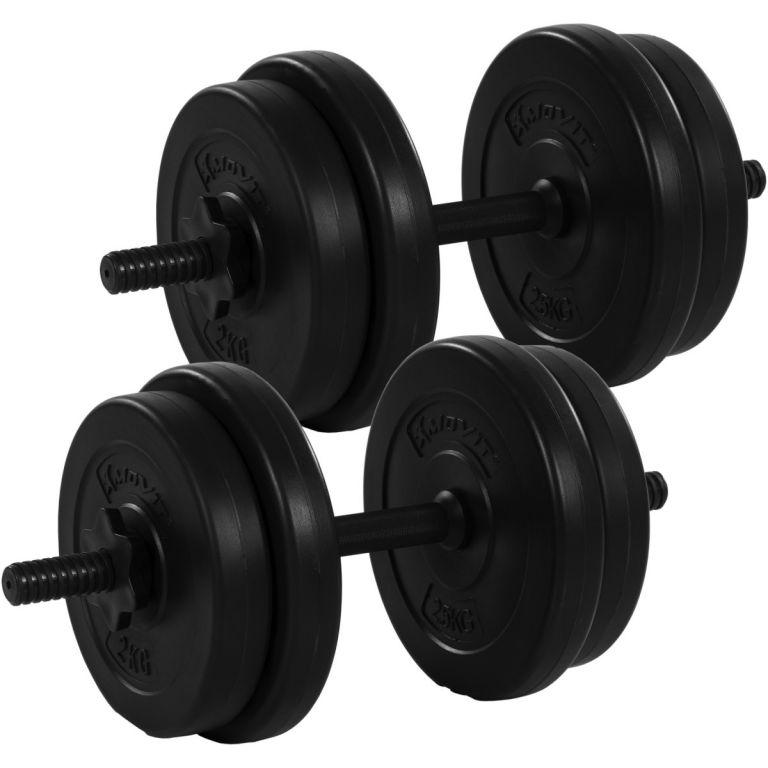 MOVIT egykezes súlyzó - 20 kg