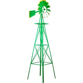 Szélmalom TUIN stilus zöld - 245 cm