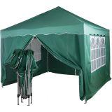 Kerti sátor összecsukható INSTENT Basic 3 x 3 m - zöld