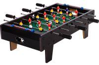 Mini asztali foci TUIN 70 x 37 cm - fekete