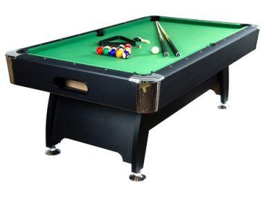 Pool biliárd asztal TUIN 8 ft 244 x 132 cm - zöld sötét