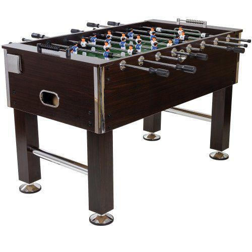 Asztali foci PROFI - sötétbarna