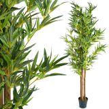 Műnövény fa TUIN 160 cm - bambusz