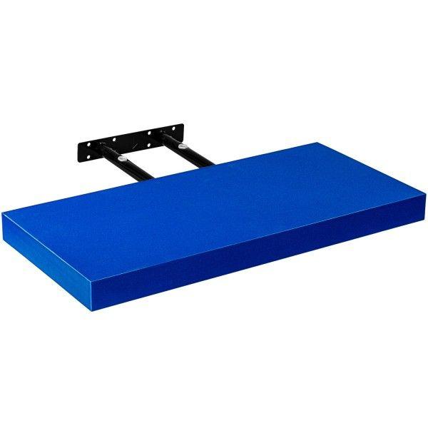 Fali polc Stilista® Volato Kék 60 cm