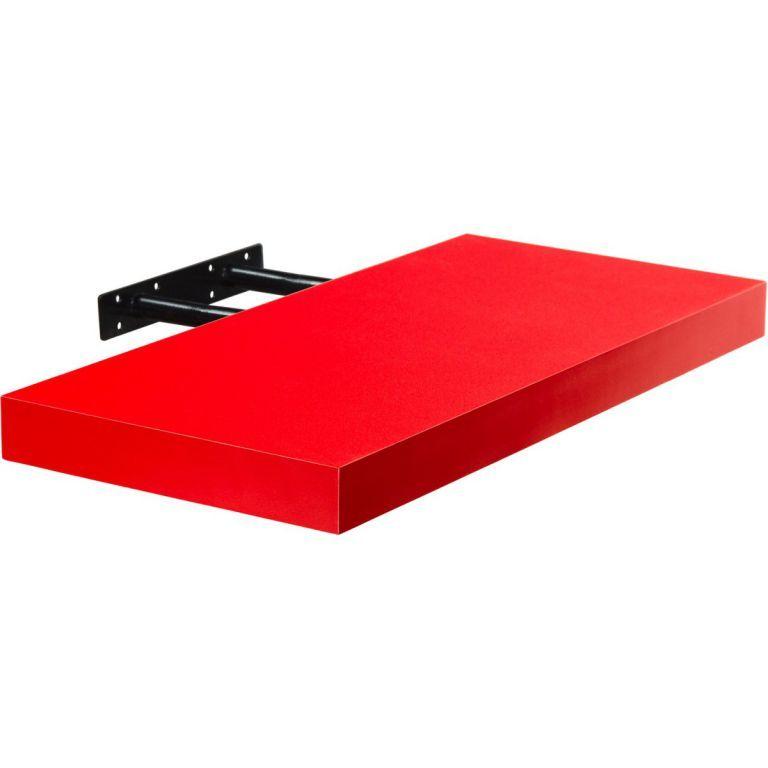 Fali Polc Stilista Volato Piros 60 cm
