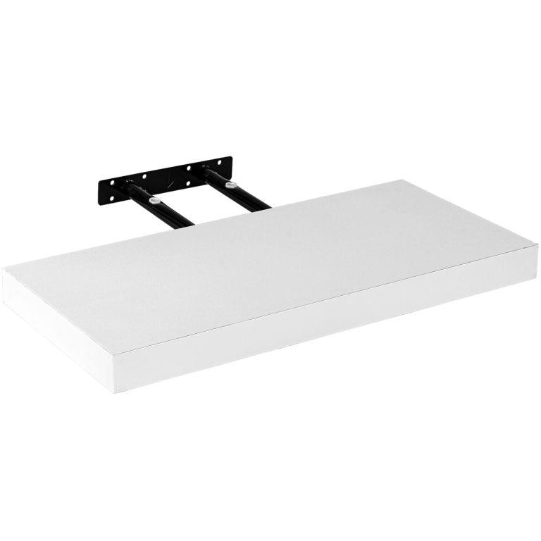 Fali polc Stilista® Volato Fehér 80 cm