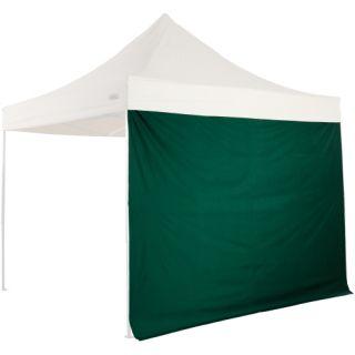 Szett 2 sátor oldalfal 3x3  STILISTA zöld
