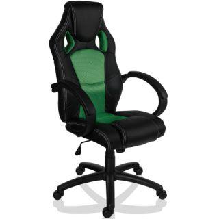 Irodai forgószék GS Series - zöld