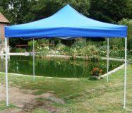 Kerti sátor pavilon CLASSIC 3 x 3 m - kék
