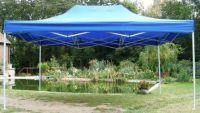Kerti parti sátor CLASSIC 3 x 4,5 m kék