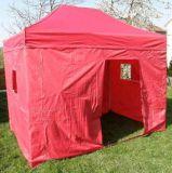 Kerti parti sátor CLASSIC - 3 x 4 m piros