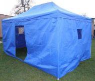 Kerti parti sátor CLASSIC - 3 x 4 m kék