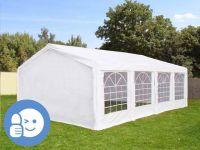 Kerti parti sátor CLASSIC 5 x 8 m fehér