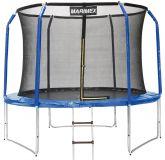 Trambulin Marimex 305 cm - biztonsági hálóval