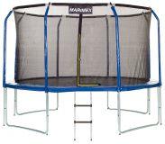 Trambulin Marimex 366 cm - biztonsági hálóval