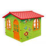 Kerti gyerekház MARIMEX Garden house - zöld